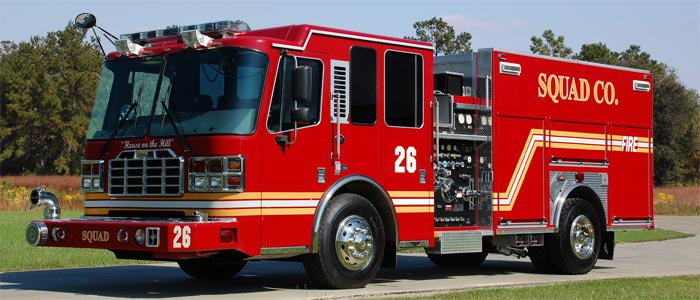 Ferrara Fire Trucks