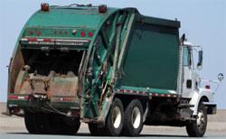 Garbage Truck Fleet Management